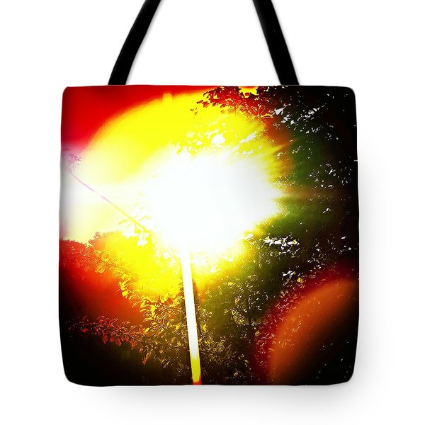 Glare Tote Bag by Jason Michael Roust
