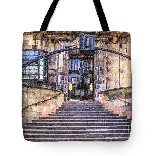 Glasgow School Of Art Tote Bag