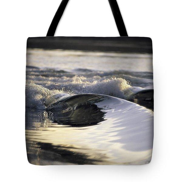 Glass Bowls Tote Bag by Sean Davey
