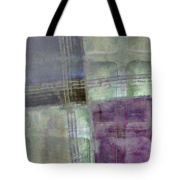 Glass Crossings Tote Bag by Carol Leigh