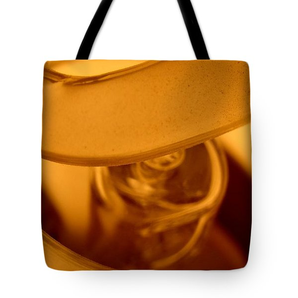 Glass Light Tote Bag