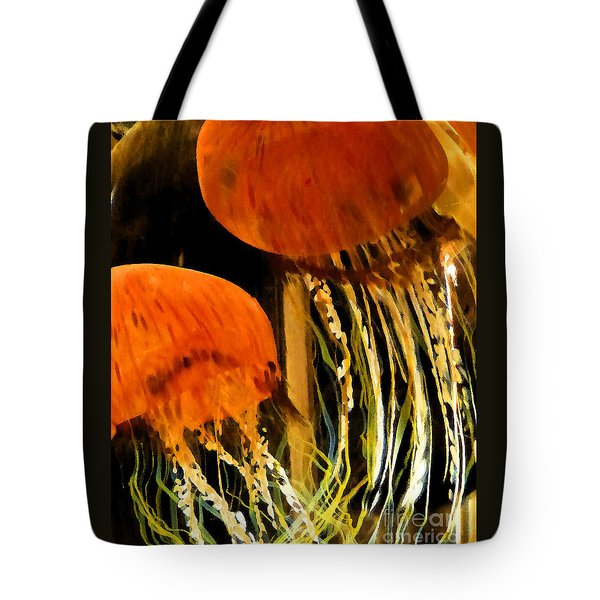 Glass No1 Tote Bag