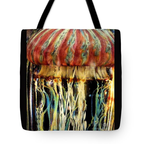 Glass No2 Tote Bag