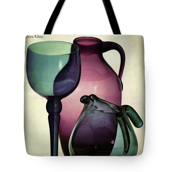 Glass Pieces By Benko Tote Bag