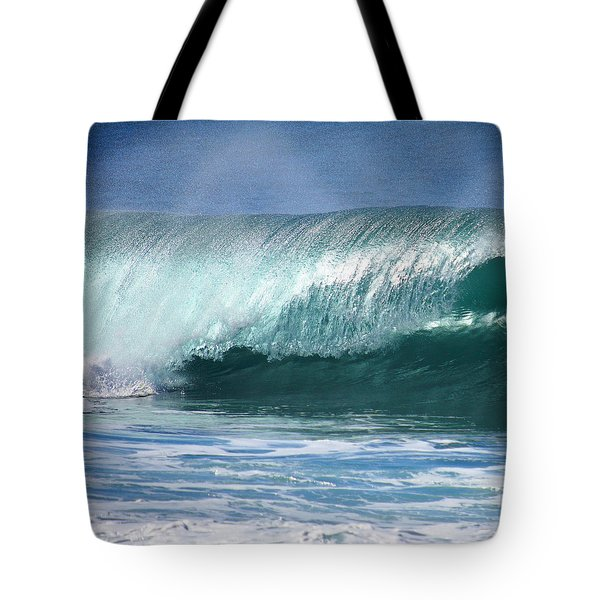 Glass Pipeline Tote Bag by Kevin Smith