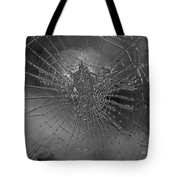 Glass Spider Tote Bag by Carol Lynch