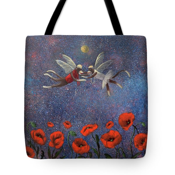 Glenda The Good Witch Has Flying Monkeys Too Tote Bag