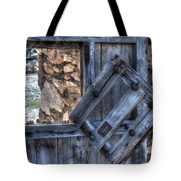 Glimpses Of Times Past Tote Bag by Heiko Koehrer-Wagner