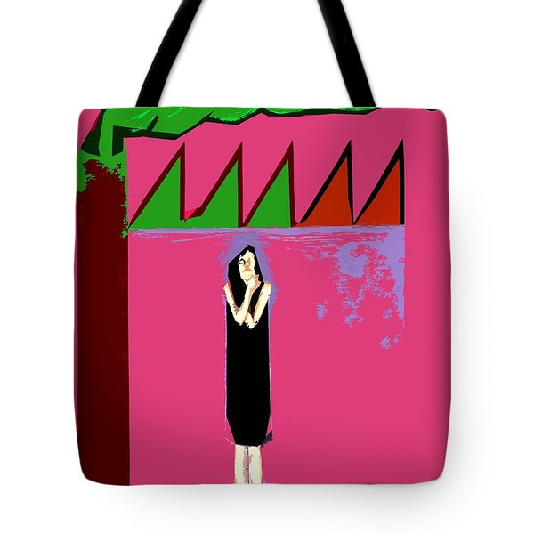 Global Warming Tote Bag by Patrick J Murphy