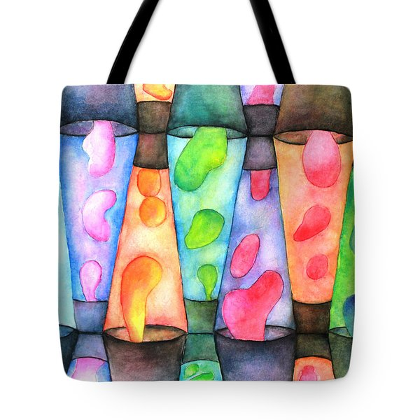 Globs Tote Bag