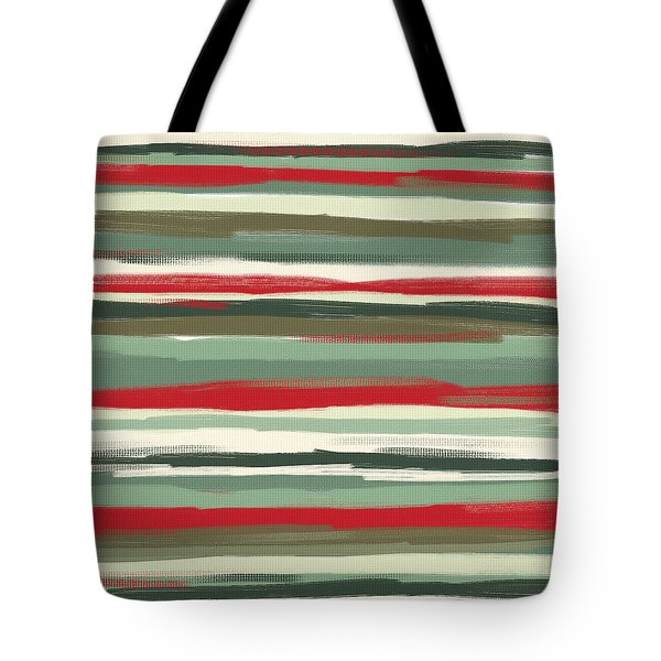 Gloomy Beach Day Tote Bag by Lourry Legarde