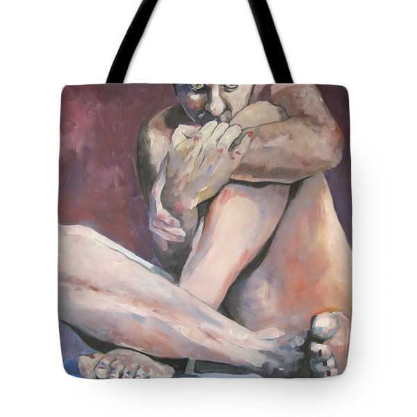 Gloria Tote Bag by Ray Agius