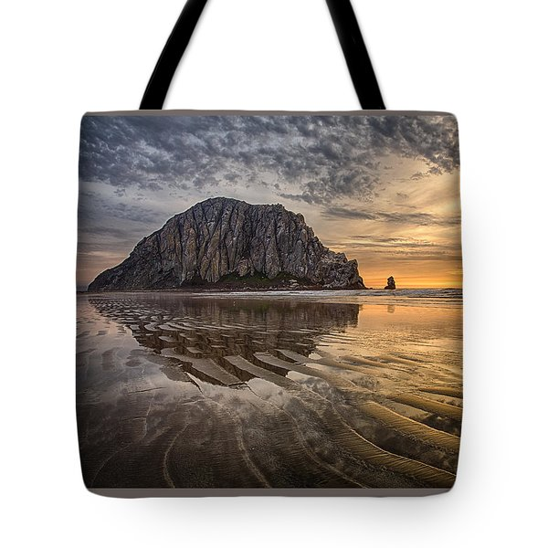 Glorious Tote Bag by Alice Cahill