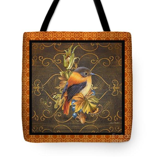 Glorious Birds-a2 Tote Bag