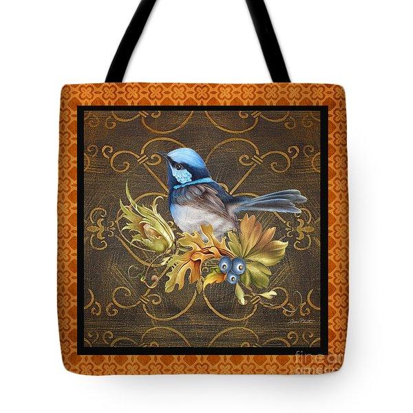 Glorious Birds-b2 Tote Bag