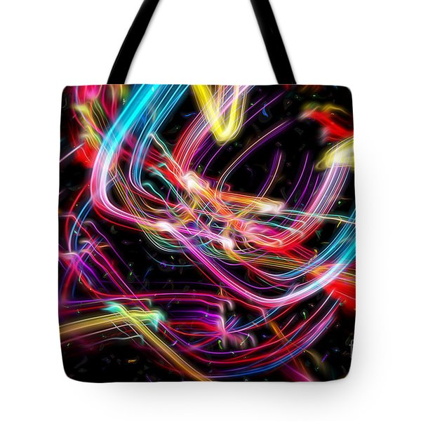 Glorious Celebration Tote Bag