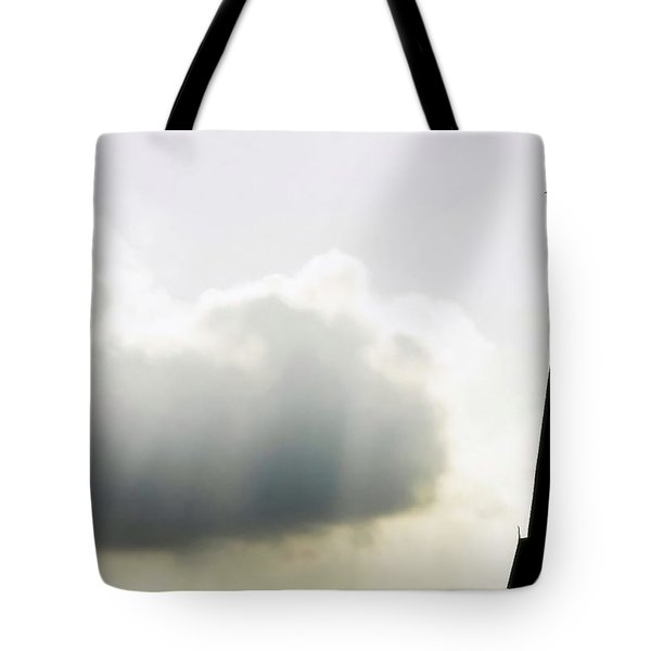 Tote Bag featuring the photograph Glorious Day by Charlotte Schafer