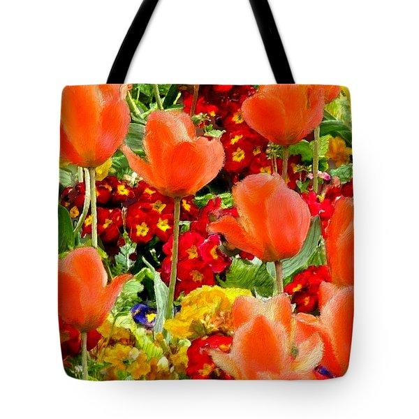 Glorious Garden Tote Bag