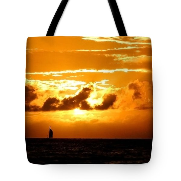 Glorious Sunset Tote Bag