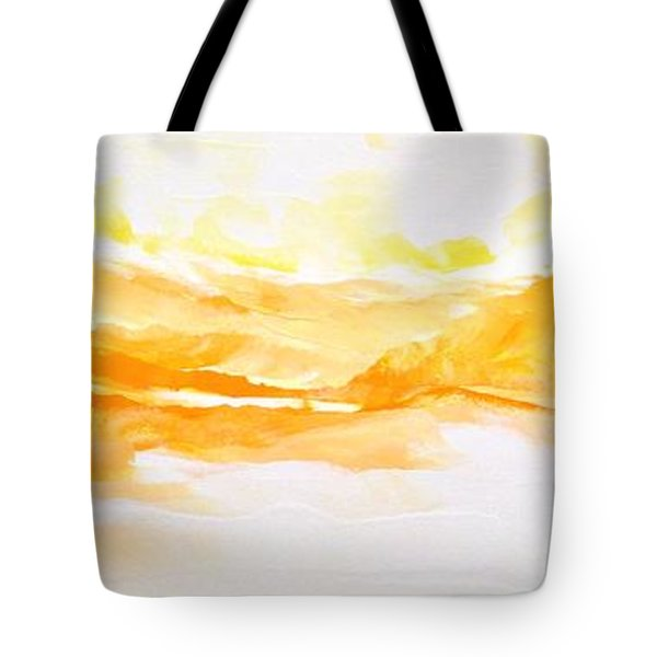 Glory Be Tote Bag by Linda Bailey