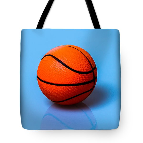 Glory To Basketball Tote Bag by Alexander Senin