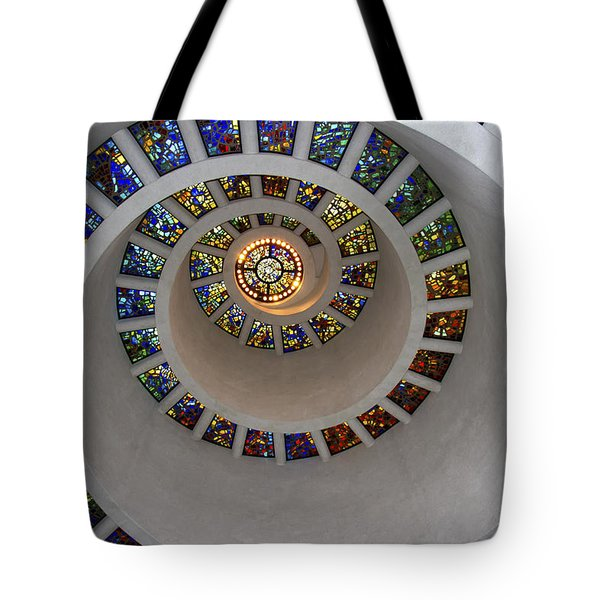 Glory Window Tote Bag