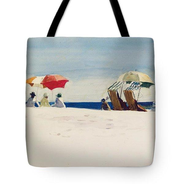 Gloucester Beach Tote Bag by Edward Hopper