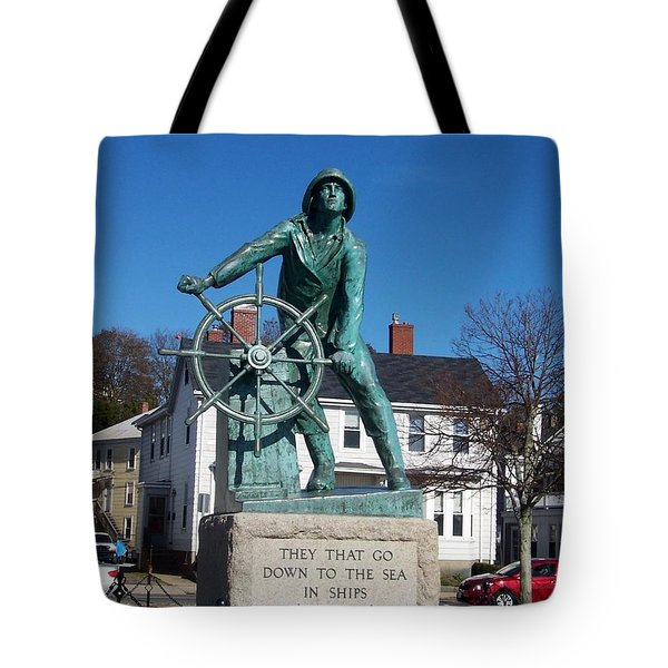 Gloucester Fisherman Tote Bag