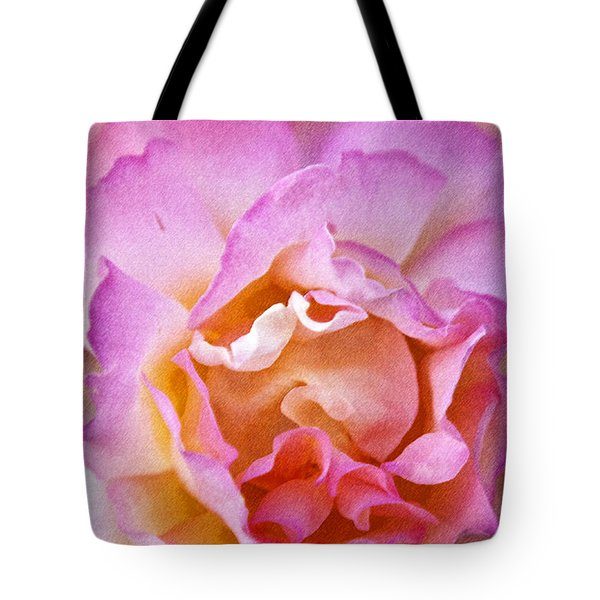 Tote Bag featuring the photograph Glow From Within by David Millenheft