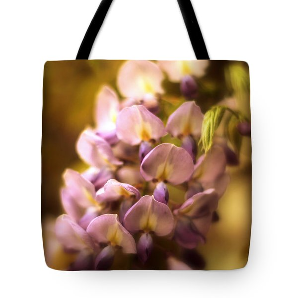 Wisteria Afterglow Tote Bag