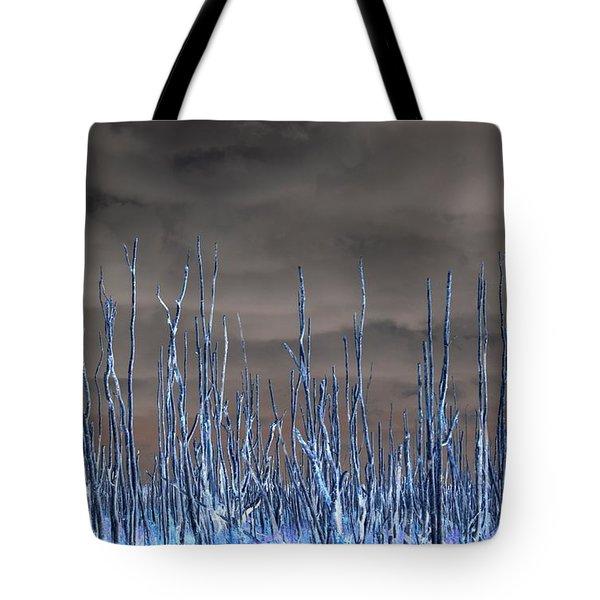 Glowing Trees 1 Tote Bag