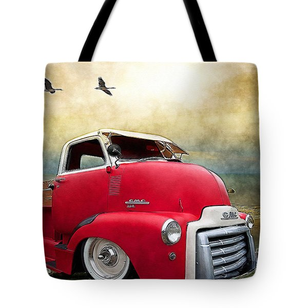 Gmc 350 Tote Bag by Liane Wright