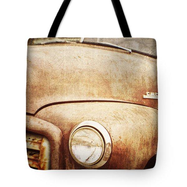 GMC Tote Bag by Scott Pellegrin