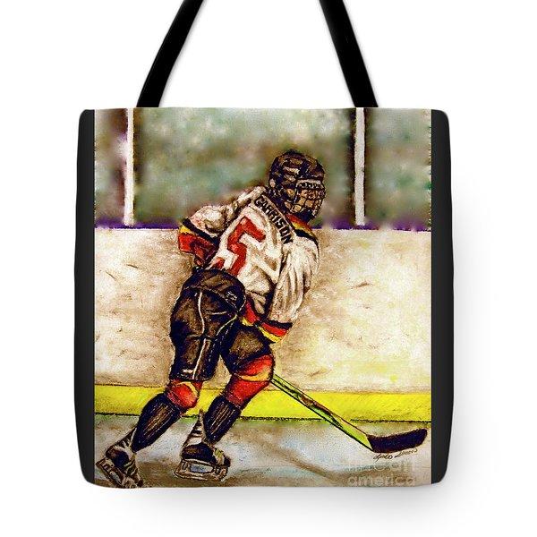 Go Garrison    Tote Bag by Linda Simon