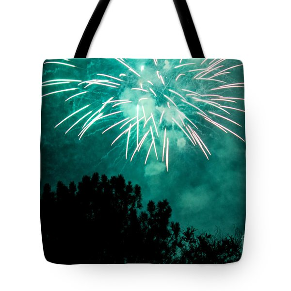 Go Green Tote Bag by Suzanne Luft