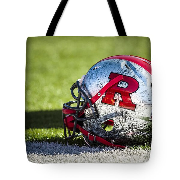 Go Rutgers Tote Bag