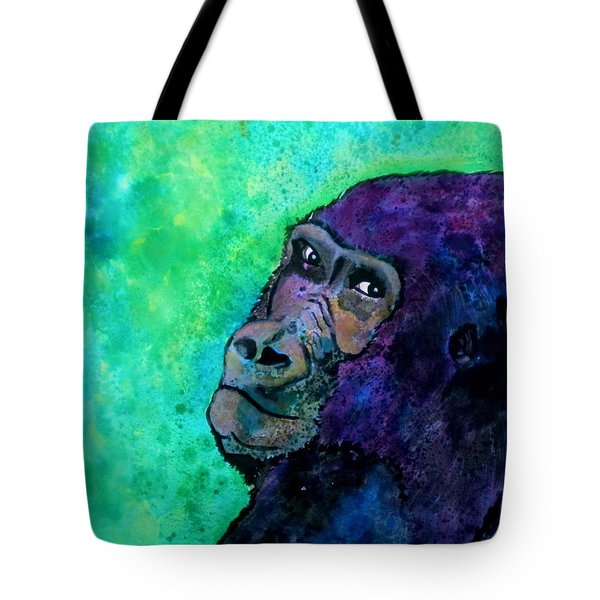 Go Sit In Time Out Tote Bag