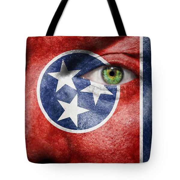 Go Tennessee Tote Bag