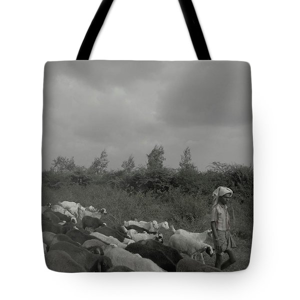 Goatherd's Delight Tote Bag