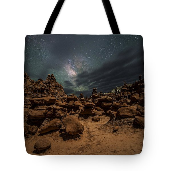 Goblins Realm Tote Bag