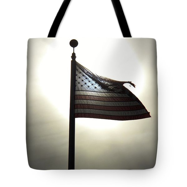 God Bless America 2014 Tote Bag