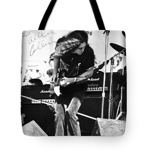 God Bless You A C Tote Bag