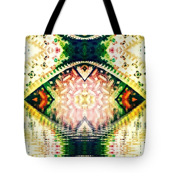 Go'd Tears Tote Bag by Candee Lucas