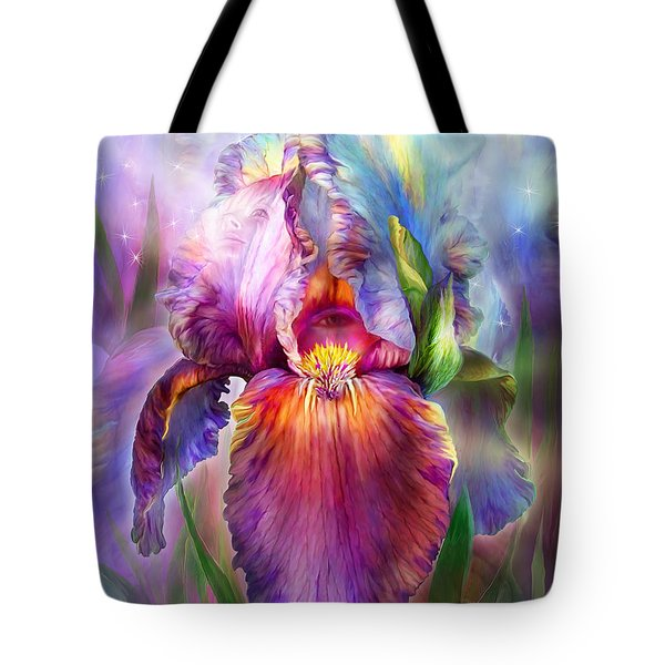 Goddess Of Healing Tote Bag
