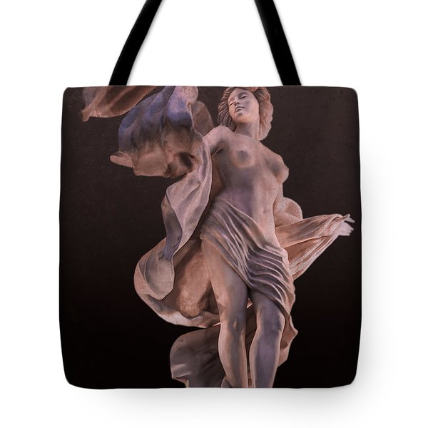 Goddess Of Seduction Tote Bag