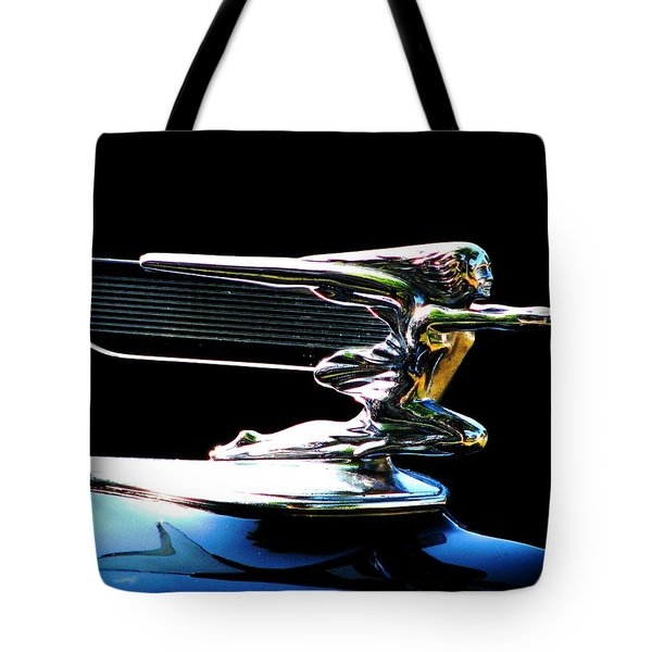Goddess Of Speed Tote Bag