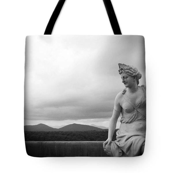 Goddess Of The Mountains Tote Bag