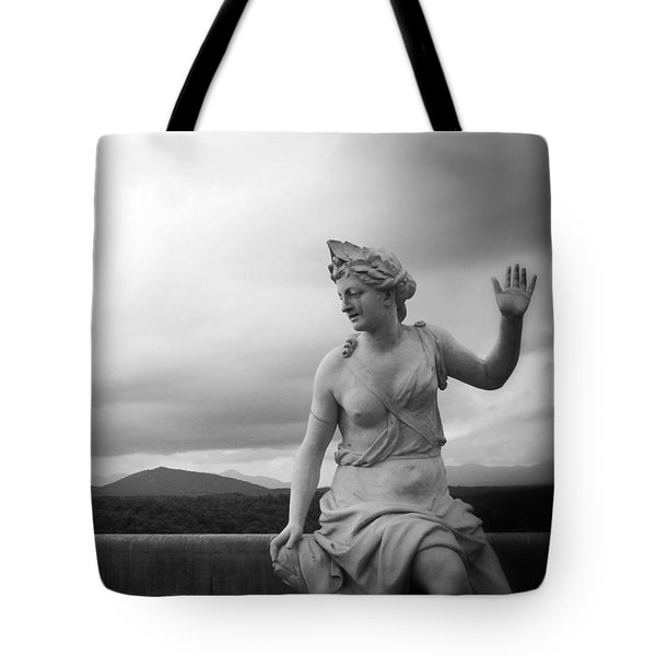 Tote Bag featuring the photograph Goddess Of The Mountains by Ben Shields