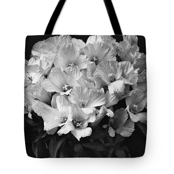 Godetia Wild Roses Tote Bag