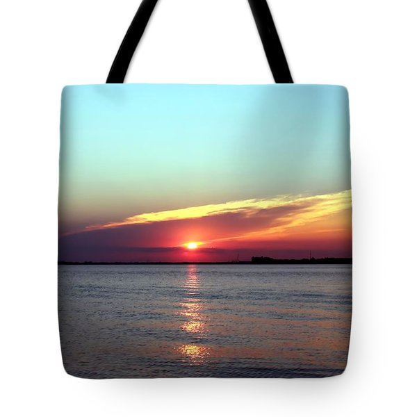 Tote Bag featuring the photograph Gods Creation by Debra Forand
